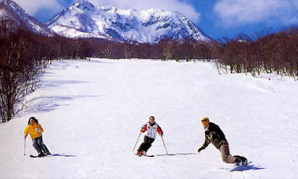 Ikenotaira Ski Resort